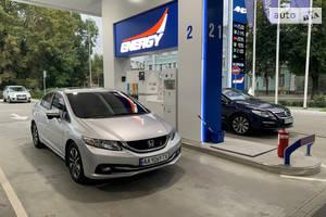 Honda Civic EXL GAZ 2014
