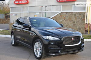 Jaguar F-Pace FUL 2016