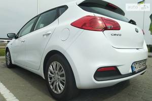 Kia Ceed White edition 2015