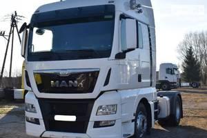 MAN TGX 18.480 Euro 6 2014