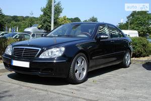 Mercedes-Benz 220 s280 2002