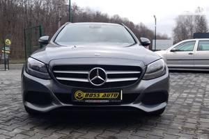 Mercedes-Benz C 200  2018