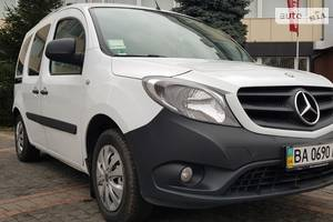 Mercedes-Benz Citan Passanger. 2014