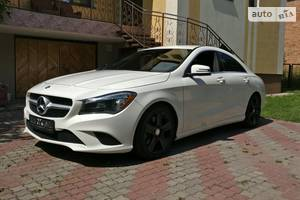 Mercedes-Benz CLA 250 2.0L 2016