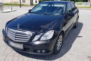 Mercedes-Benz E 200 CDI IDEAL  2010