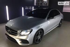 Mercedes-Benz E 200  2017