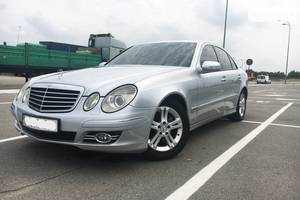 Mercedes-Benz E 220 Avantgarde 2008
