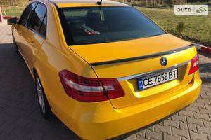 Mercedes-Benz E 220  2009