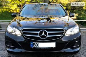 Mercedes-Benz E 250 AVANTGARDE 4MATIK 2015