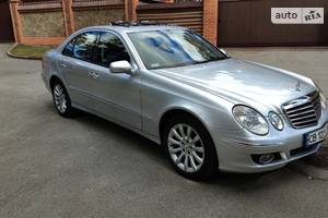 Mercedes-Benz E 300 AVANTGARDE 4 MATIC 2007