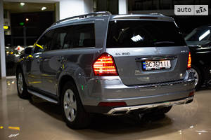 Mercedes-Benz GL 350  Bluetec 4MATIC  2010