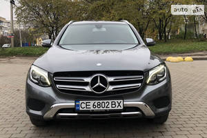 Mercedes-Benz GLC 220 4 matic  2015