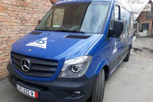 Mercedes-Benz Sprinter 316 груз. L2H2 2014