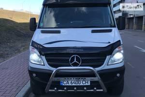Mercedes-Benz Sprinter 316 пасс. CDI 4x4 2012