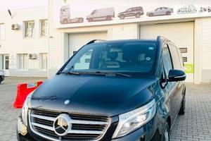 Mercedes-Benz V 250  4MATIC CDI BLUE TEC 2015