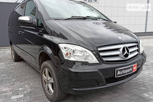 Mercedes-Benz Viano пасс.  2011