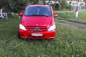 Mercedes-Benz Vito пасс. 113 2013