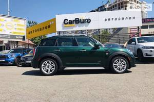 MINI Countryman 4X4 2017