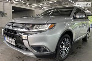 Mitsubishi Outlander 2,4L 7-SITS 2018