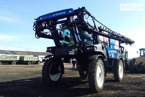 New Holland F SP 275 2017
