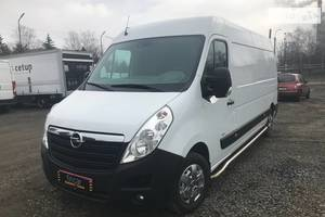 Opel Movano груз. L3H2 LISING NDS  2017