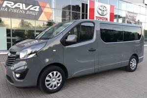 Opel Vivaro пасс. LONG BiTurbo PASSENG 2018