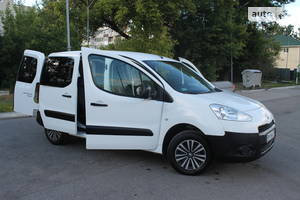 Peugeot Partner пасс. 1.6d Tepee 2012