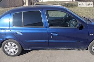Renault Clio Symbol 2 2006