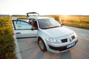 Renault Megane Comfort 2004