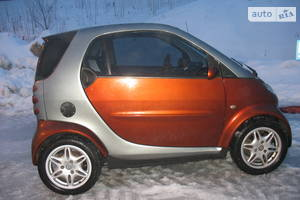 Smart Fortwo Passion 0,7 2003