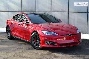Tesla Model S P90D 2015