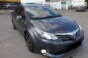 Toyota Avensis OFFICIAL 2016