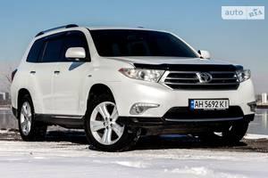 Toyota Highlander OFICIAL 2011