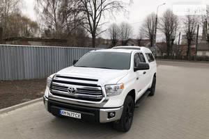 Toyota Tundra DoubleCab 2017
