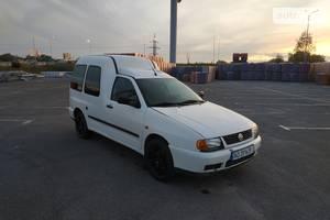 Volkswagen Caddy пасс.  2002