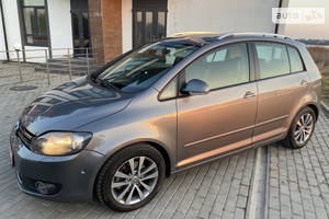 Volkswagen Golf Plus TSI LIMITED EDITION 2009