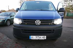 Volkswagen T5 (Transporter) груз TDI 2014
