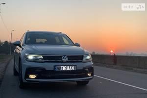 Volkswagen Tiguan Allspace R-Line 2018