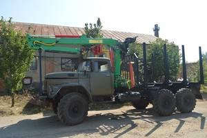 ЗИЛ 131 КМ-1 SG-7500 2016