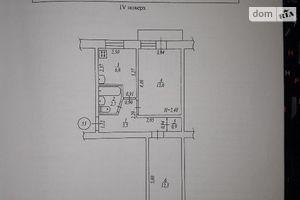 Продается 2-комнатная квартира 43 кв. м в Казатине