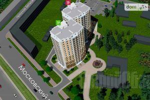 Продается 1-комнатная квартира 51.82 кв. м в Харькове
