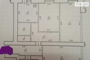 Продается 3-комнатная квартира 92 кв. м в Сумах
