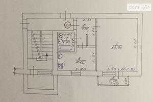 Продається 1-кімнатна квартира 37.8 кв. м у Гайсині