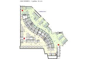 Продается подземный паркинг универсальный на 13 кв. м