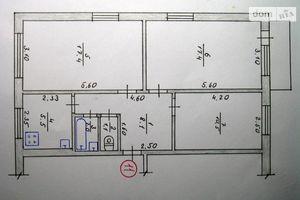 Продается 3-комнатная квартира 64 кв. м в Житомире
