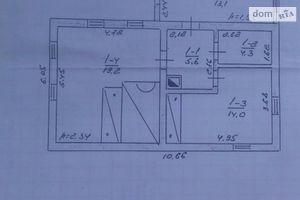 Продається одноповерховий будинок 56.2 кв. м з банею/сауною