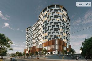 Продается 1-комнатная квартира 38 кв. м в Житомире