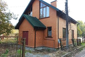 Продается дом на 2 этажа 140 кв. м с мансардой