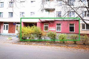 Продается офис 121.9 кв. м в нежилом помещении в жилом доме