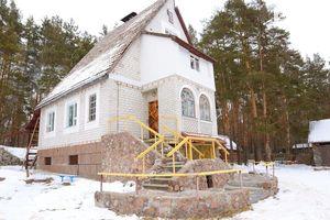 Продается дом на 3 этажа 250 кв. м с камином